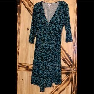 LuLaRoe Wrap Dress